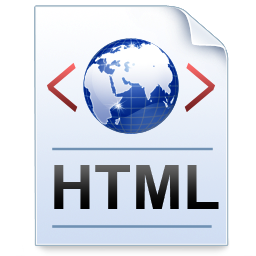 Simbolo Programação HTML